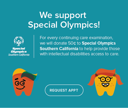 My Kid's Dentist & Orthodontics - We Support Special Olympics